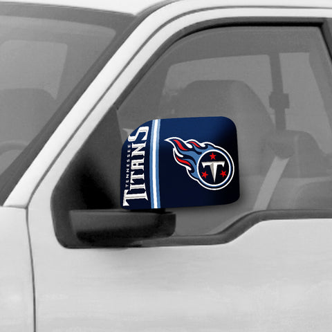 Tennessee Titans Large Mirror Cover - FANMATS - Dropship Direct Wholesale