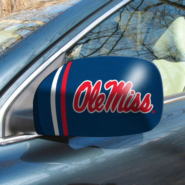 University of Mississippi Small Mirror Cover - FANMATS - Dropship Direct Wholesale
