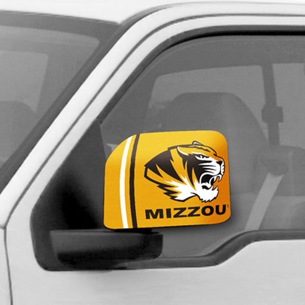 University of Missouri Large Mirror Cover - FANMATS - Dropship Direct Wholesale