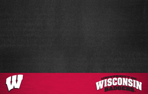 University of Wisconsin Grill Mat 26x42 - FANMATS - Dropship Direct Wholesale