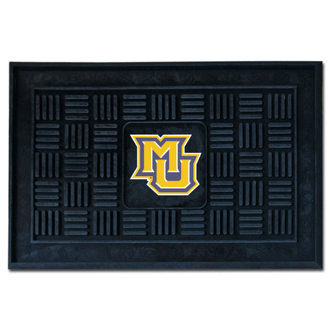 Marquette University Medallion Door Mat - FANMATS - Dropship Direct Wholesale