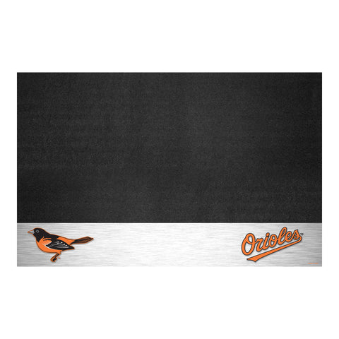 Balitmore Orioles Grill Mat 26x42 - FANMATS - Dropship Direct Wholesale
