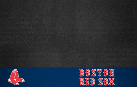 Boston Red Sox Grill Mat 26x42 - FANMATS - Dropship Direct Wholesale