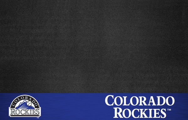 Colorado Rockies Grill Mat 26x42 - FANMATS - Dropship Direct Wholesale
