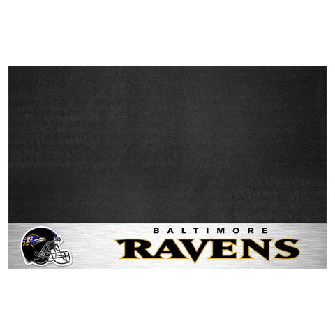 Baltimore Ravens Grill Mat 26x42 - FANMATS - Dropship Direct Wholesale