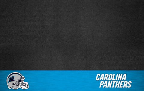 Carolina Panthers Grill Mat 26x42 - FANMATS - Dropship Direct Wholesale