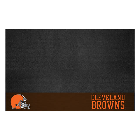 Cleveland Browns Grill Mat 26x42 - FANMATS - Dropship Direct Wholesale