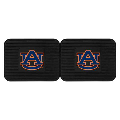 "Auburn University Backseat Utility Mats 2 Pack 14""x17"" - FANMATS - Dropship Direct Wholesale"