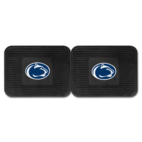 Penn State Backseat Utility Mats 2 Pack 14x17 - FANMATS - Dropship Direct Wholesale
