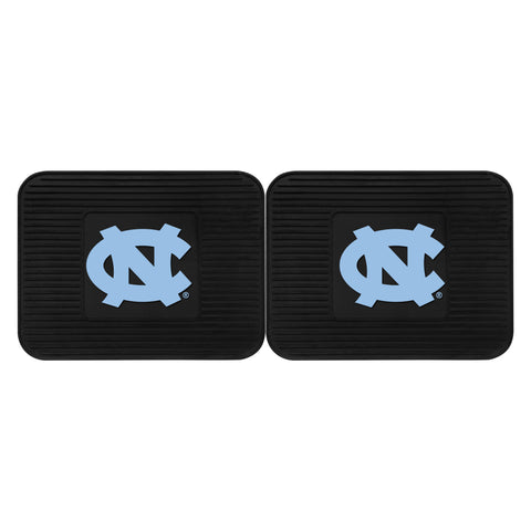 UNC - Chapel Hill Backseat Utility Mats 2 Pack 14x17 - FANMATS - Dropship Direct Wholesale