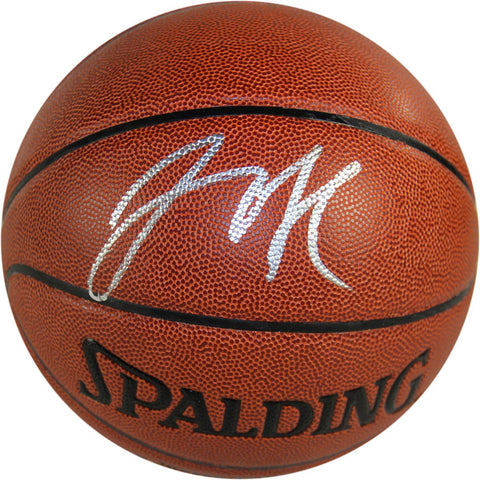 Jahlil Okafor Signed NBA I/O Basketball Schwartz Sports Auth