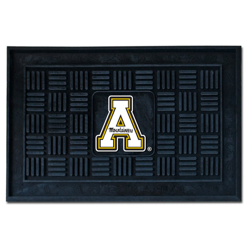 Appalachian State Medallion Door Mat - FANMATS - Dropship Direct Wholesale