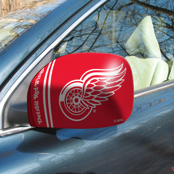 Detroit Red Wings Small Mirror Cover - FANMATS - Dropship Direct Wholesale
