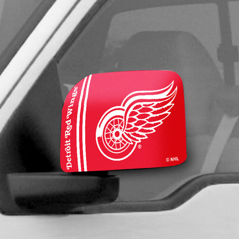 Detroit Red Wings Large Mirror Cover - FANMATS - Dropship Direct Wholesale