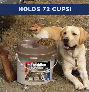 LunchBox Large 72 Cups by PortablePET - PortablePet - Dropship Direct Wholesale
