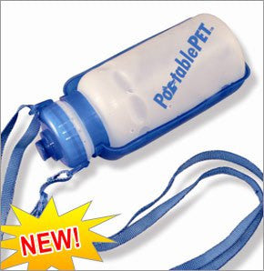 PortaBottle 20 oz by PortablePET - PortablePet - Dropship Direct Wholesale