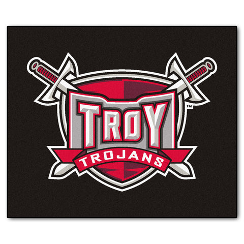 Troy University Tailgater Rug 5x6 - FANMATS - Dropship Direct Wholesale
