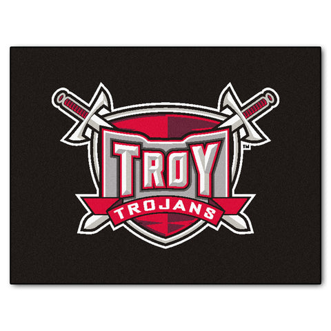 Troy University All-Star Mat 33.75x42.5 - FANMATS - Dropship Direct Wholesale