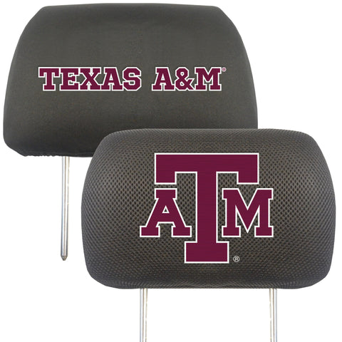 Texas A&M Head Rest Cover 10x13 - FANMATS - Dropship Direct Wholesale