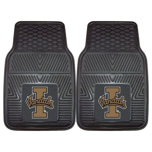 University of Idaho 2-pc Vinyl Car Mat Set - FANMATS - Dropship Direct Wholesale