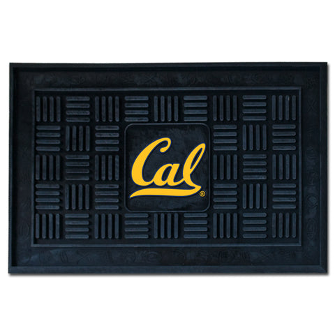 UC Berkeley Medallion Door Mat - FANMATS - Dropship Direct Wholesale