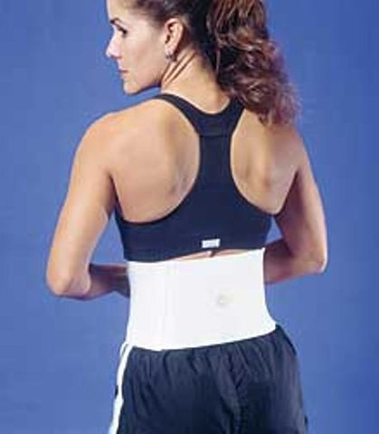 BIOflex Magnetic Active Back L/XL White - BIOflex - Dropship Direct Wholesale