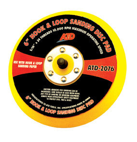Sanding Disc Pads - ATD Tools - Dropship Direct Wholesale