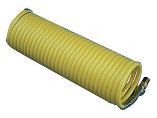 3/8-Inch ID x 25 ft. Coil Air Hose - ATD Tools - Dropship Direct Wholesale