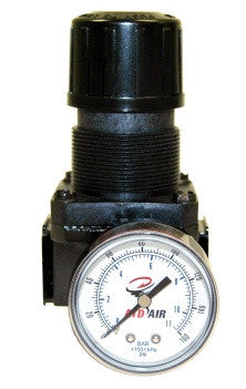 ATD Tools : 1/2-Inch Air Regulator With Gauge 100 SCFM - Air Accessories - Wholesale Dropship Fulfillment