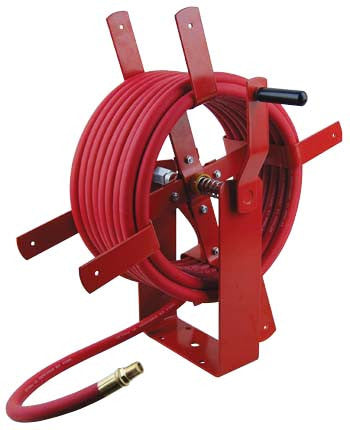 Heavy-Duty Manual Air Hose Reel - ATD Tools - Dropship Direct Wholesale