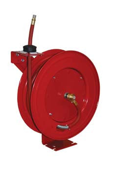 1/2-Inch x 50 Retractable Air Hose Reel - ATD Tools - Dropship Direct Wholesale