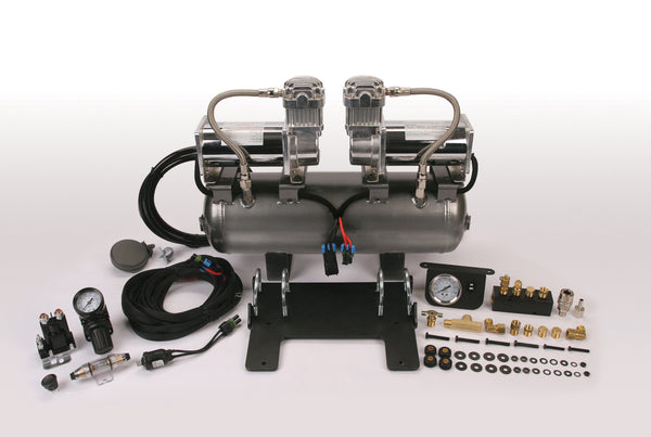 VIAIR : 07-11 Jeep JK 380C Compressor 2 On 2 Bolt-on Platform - Air Compressors - Wholesale Dropship Fulfillment