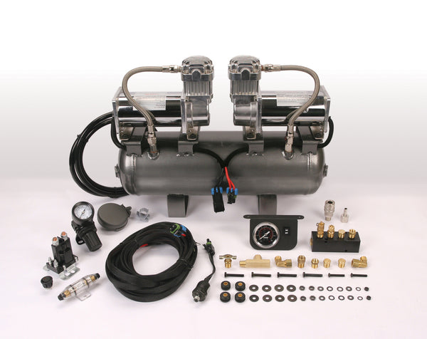 Universal 400C Compressor 150 PSI Hi-Speed 2 On 2 Bolt-on Platform - VIAIR - Dropship Direct Wholesale