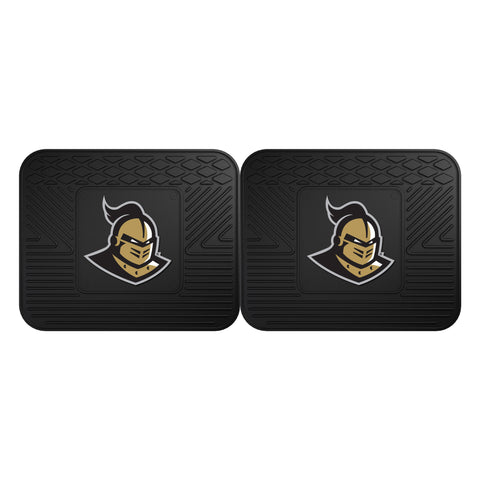 UCF Backseat Utility Mats 2 Pack 14x17 - FANMATS - Dropship Direct Wholesale