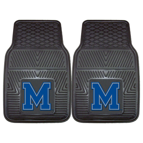 University of Memphis 2-pc Vinyl Car Mat Set - FANMATS - Dropship Direct Wholesale