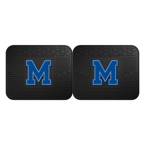 University of Memphis Backseat Utility Mats 2 Pack 14x17 - FANMATS - Dropship Direct Wholesale