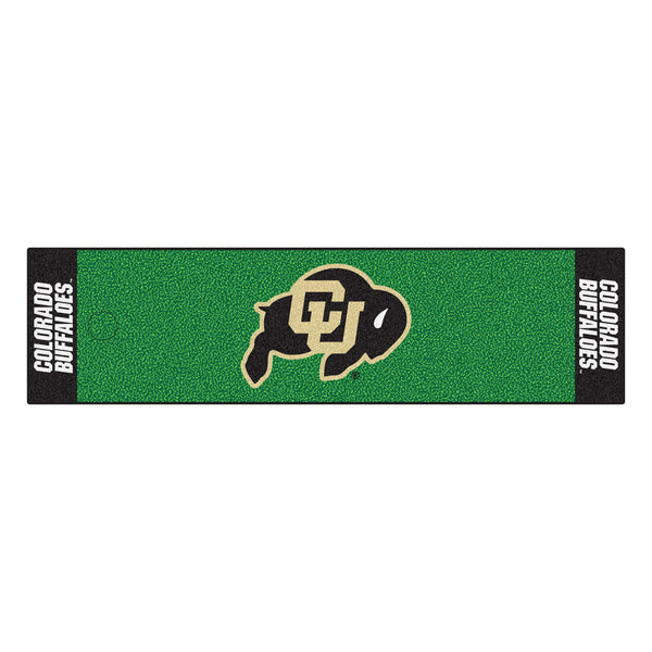 University of Colorado Putting Green Mat - FANMATS - Dropship Direct Wholesale