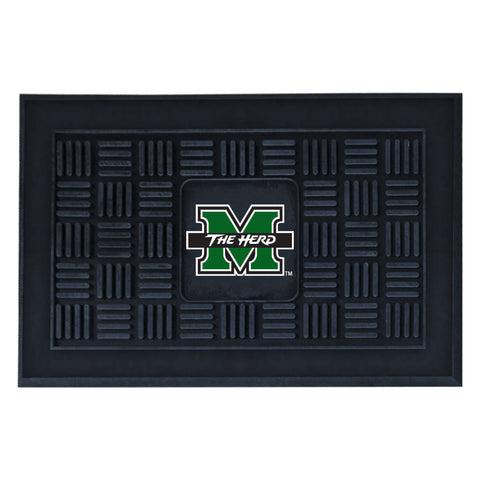 Marshall University Medallion Door Mat - FANMATS - Dropship Direct Wholesale