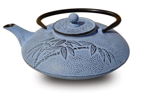 Dusk Cast Iron Positivity Teapot 26 Oz - Old Dutch - Dropship Direct Wholesale