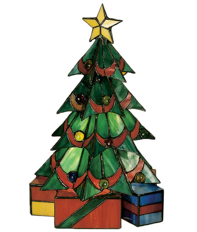 16 Inch H Christmas Tree Accent Lamp - Meyda - Dropship Direct Wholesale