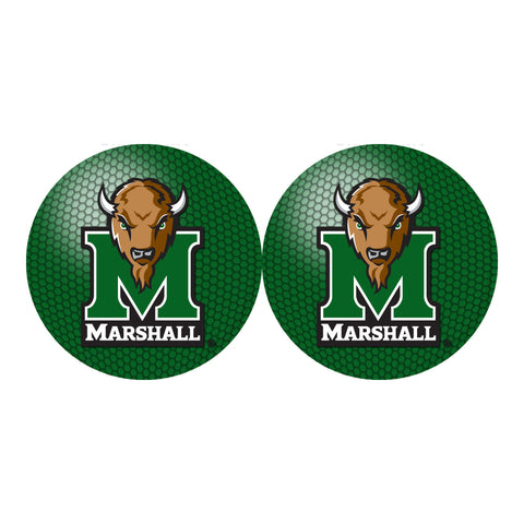 Marshall University Get a Grip 2 Pack - FANMATS - Dropship Direct Wholesale