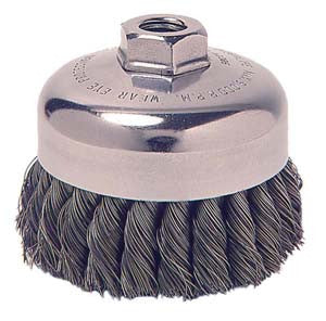 2-3/4-Inch Knot Cup Brush - ATD Tools - Dropship Direct Wholesale