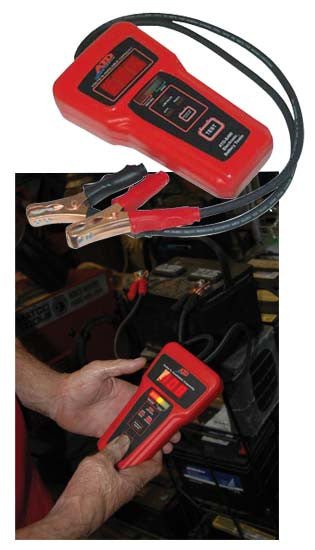 12V Electronic Battery Tester - ATD Tools - Dropship Direct Wholesale