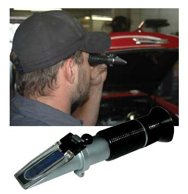Coolant Refractometer - ATD Tools - Dropship Direct Wholesale