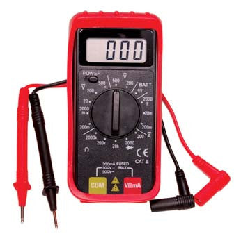 Digital Mini Multimeter - ATD Tools - Dropship Direct Wholesale