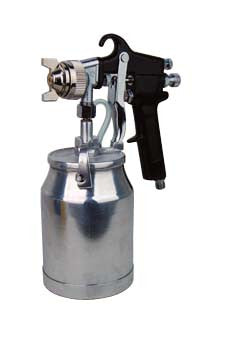 ATD Tools : 1.8MM Suction Style Spray Gun - Shop Equipment - Wholesale Dropship Fulfillment