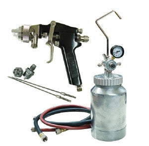 2-Quart Pressure Pot Spray Gun and Hose Kit - ATD Tools - Dropship Direct Wholesale