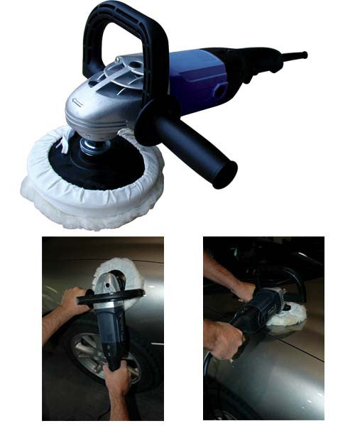 7-Inch Shop Polisher - ATD Tools - Dropship Direct Wholesale
