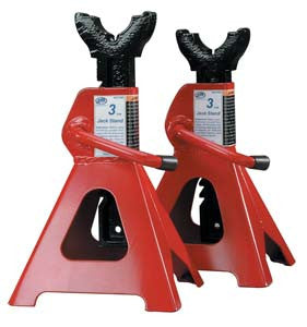 3 Ton Heavy Duty Jack Stands Ratchet Style - ATD Tools - Dropship Direct Wholesale