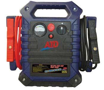 12V 1700 Peak Amp Jump Start - ATD Tools - Dropship Direct Wholesale
